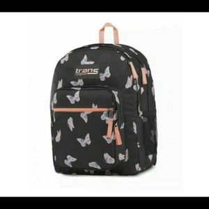 "Trans by JanSport Backpack Fits 15.6"" Laptop"